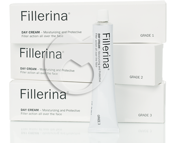 Крем дневной Филлерина+/Fillerina Plus® SPF 15 уровень 4