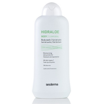 Hidraloe Body Wash | Гель для душа