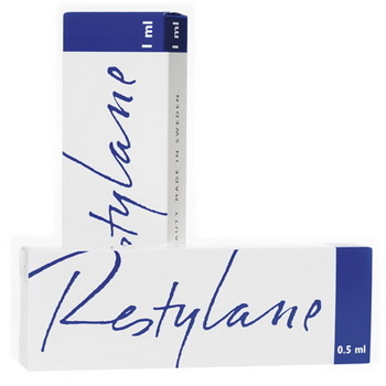Restylane филлер 1,0 и 0,5 мл