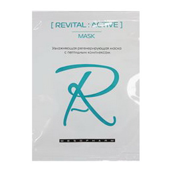 Маска-гель REVITAL:ACTIVE MASK Peptide