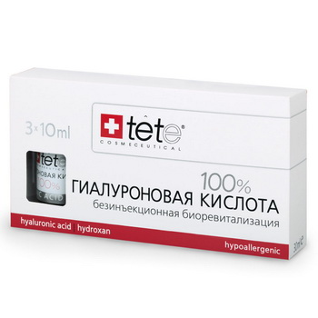 100% Гиалуроновая кислота / Pure Hyaluronic acid