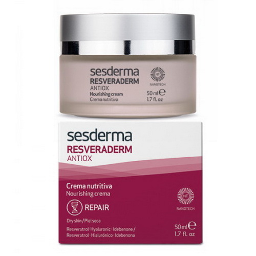 Resveraderm Antiox Nourishing Cream | Крем питательный