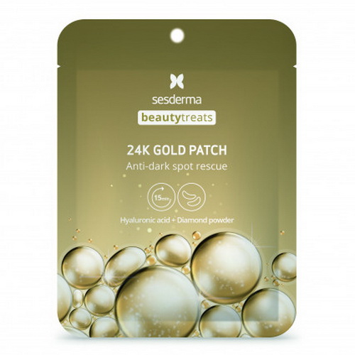 Beautytreats 24K Gold Patch | Маска-патч под глаза