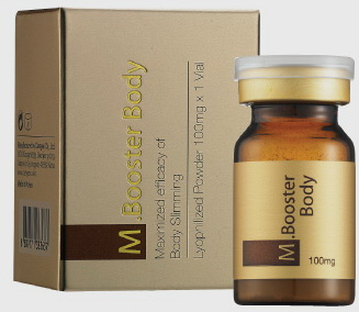 Dermaheal M.BOOSTER BODY