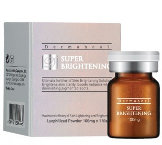 Dermaheal M. BOOSTER SUPER BRIGHTENING