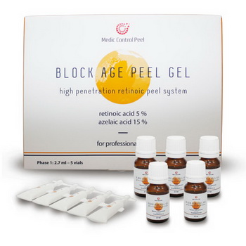 Block Age Peel Gel (Ретиноевый пилинг)