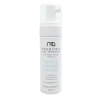 Gentle Cleanser Mousse | Деликатный очищающий мусс