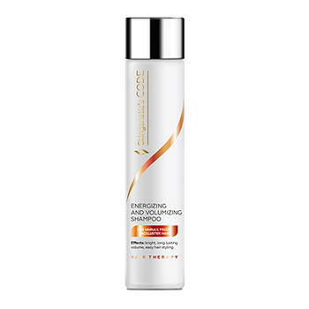 Energizing and Volumizing Shampoo Skingenetic's Code / Шампунь, придающий объем